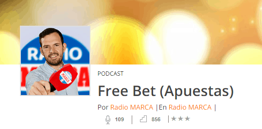 free bet radio marca freebet
